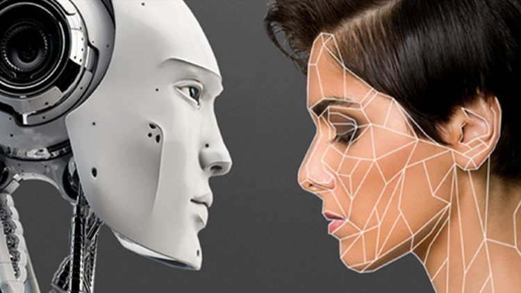 Un robot participa como jurado en un concurso de belleza y resulta ser racista