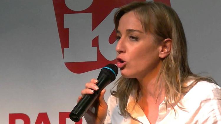 """""""No somos novias o ex novias de"""", el comunicado de dos políticas de Podemos"""