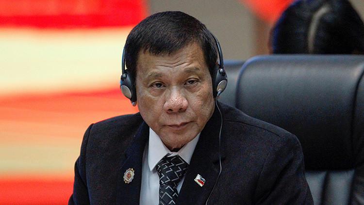 """El presidente filipino al jefe de la ONU: """"Eres un tonto más"""""""