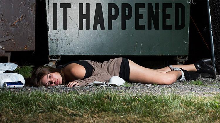'Esto pasa': Crudas imágenes que concientizan sobre el flagelo de las violaciones