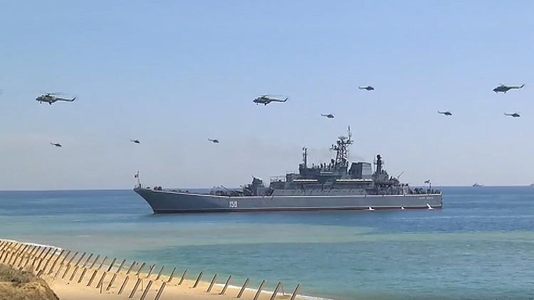 Video impresionante: Crimea acoge maniobras estratégicas rusas de gran envergadura
