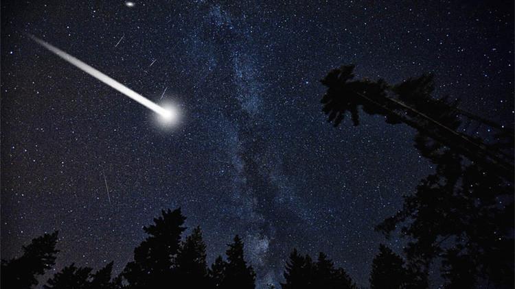 Video: Explota un meteorito sobre Chipre