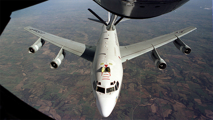 Un avión espía estadounidense medirá el efecto de la última prueba nuclear de Corea del Norte