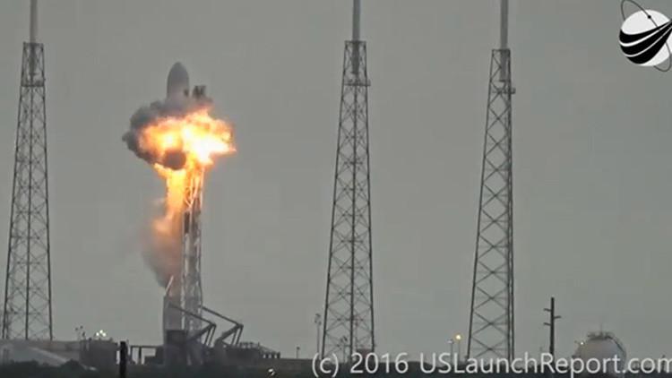 ¿Un objeto misterioso? Musk pide ayuda en Twitter para saber qué pasó con el cohete de SpaceX