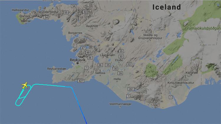 Declaran emergencia en un avión que partió de Londres rumbo a Canadá