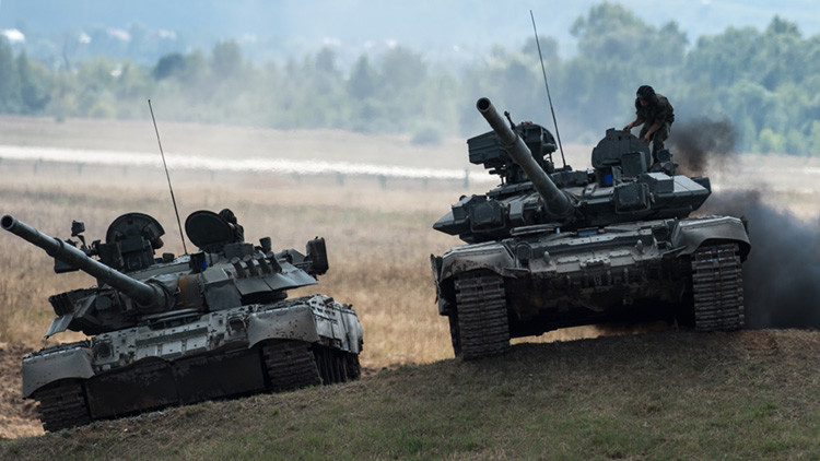 ¿Puede un tanque cortar manzanas?: Rusia sabe cómo