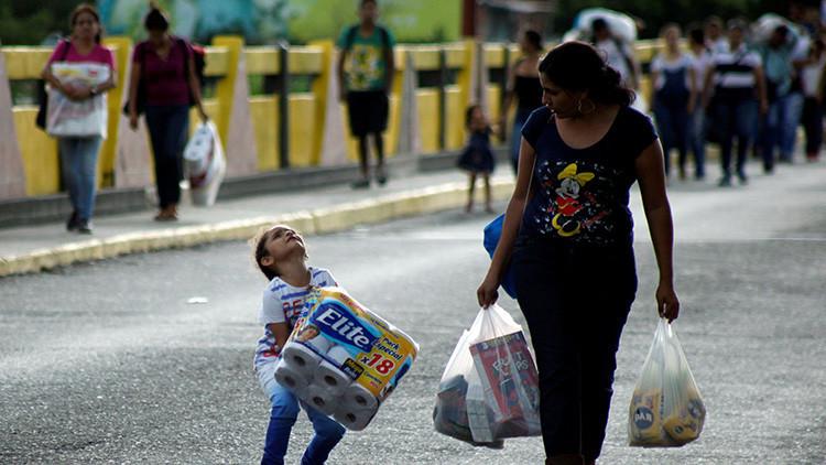 Los venezolanos recurren al trueque 2.0 para hacer frente a la guerra económica