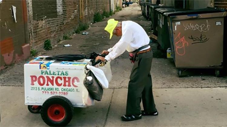 Recaudan más de 100.000 dólares para un hombre de 90 años que se niega a dejar de trabajar