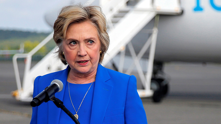 Hillary Clinton tiene las manos manchadas se sangre - Página 2 57d5f31dc36188be318b46ef