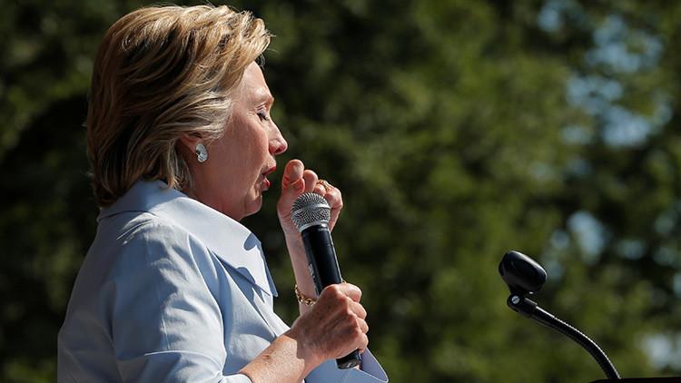 ¿Qué ocurrirá si Hillary Clinton abandona la carrera electoral tras su diagnóstico?