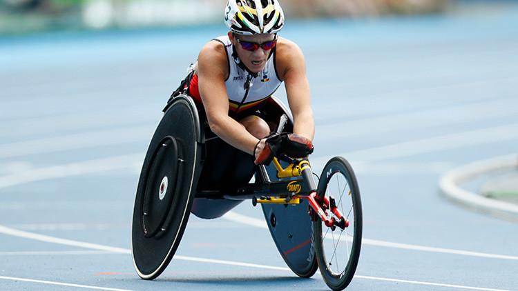 Marieke Vervoort, la atleta paralímpica que ha firmado su eutanasia, no tiene prisa en morir