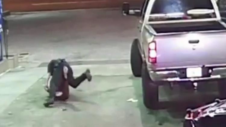 Pillado: Un video deja en evidencia a un policía de EE.UU. que acusó a una afroamericana de agresión
