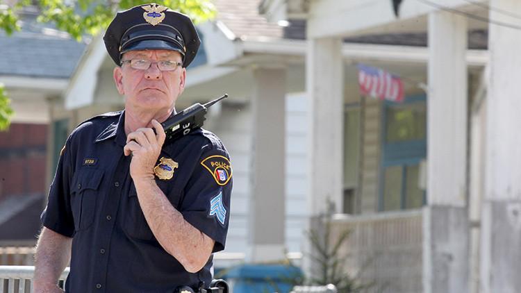 """El misterio del corazón """"humano"""" encontrado por la Policía en un aparcamiento de EE.UU."""