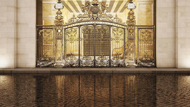 100.000 dólares por noche: Así es el hotel más lujoso jamás construido (VIDEO)