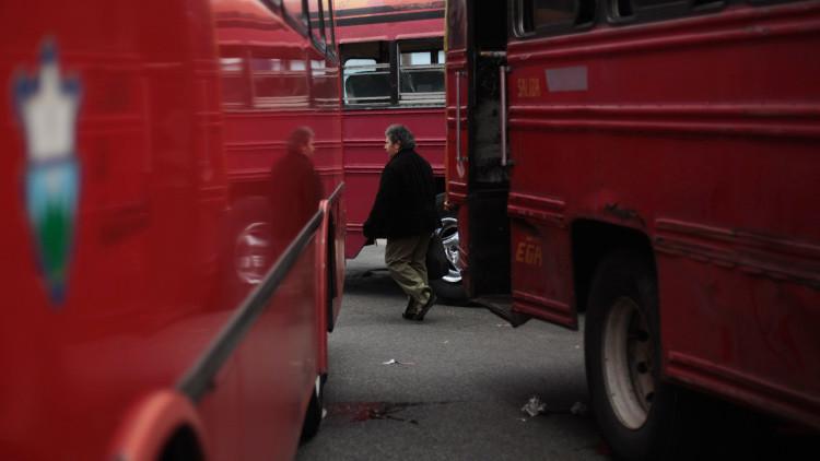 El país donde un trayecto en autobús puede ser un boleto a la muerte