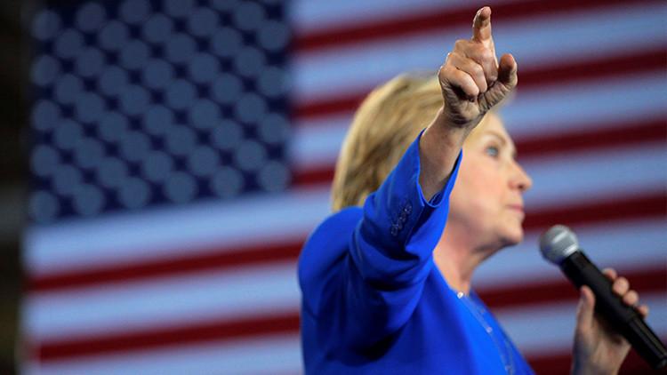 Сómo Clinton rompió la ley no escrita de la política estadounidense con tan solo una frase
