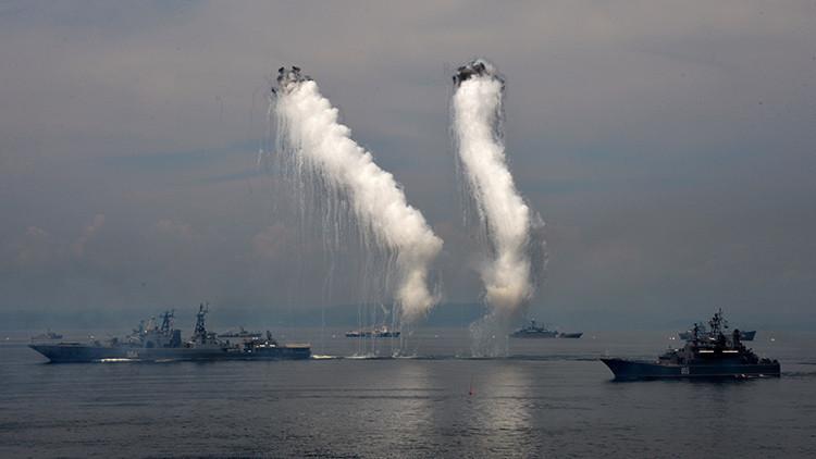 La Armada rusa recibirá armas que 'ciegan' al enemigo