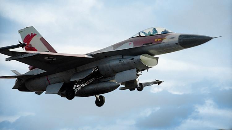 La Fuerza Aérea de Israel ataca posiciones militares sirias