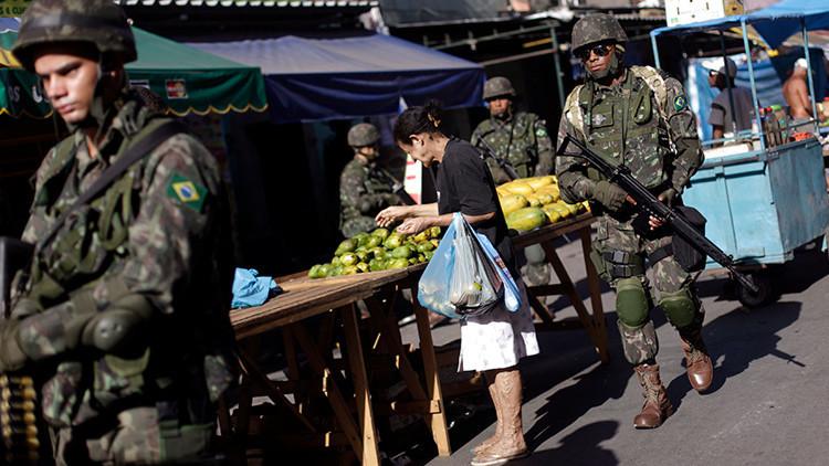 Indignación en Brasil: Acusan a un excoronel de la Policía Militar de violar a una bebé