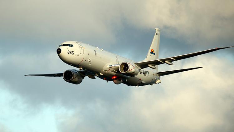 """EE.UU. envía aviones cerca de Irán para """"ver su reacción"""", y no le gusta"""
