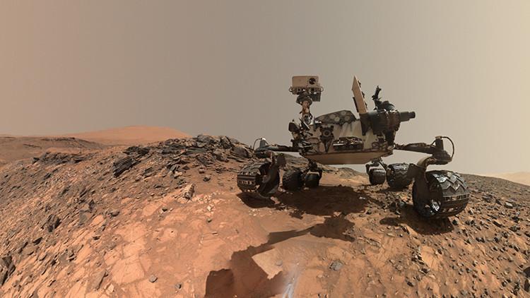 Un paseo por Marte: la NASA revela el misterio de la superficie del planeta rojo