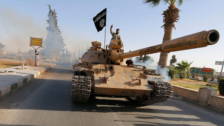 Del tanque suicida al carro con aire acondicionado: los blindados, clave en la conquista de Siria