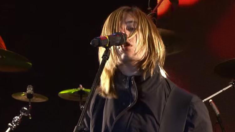 """""""Está vivo"""": Nirvana 'resucita' a Kurt Cobain"""