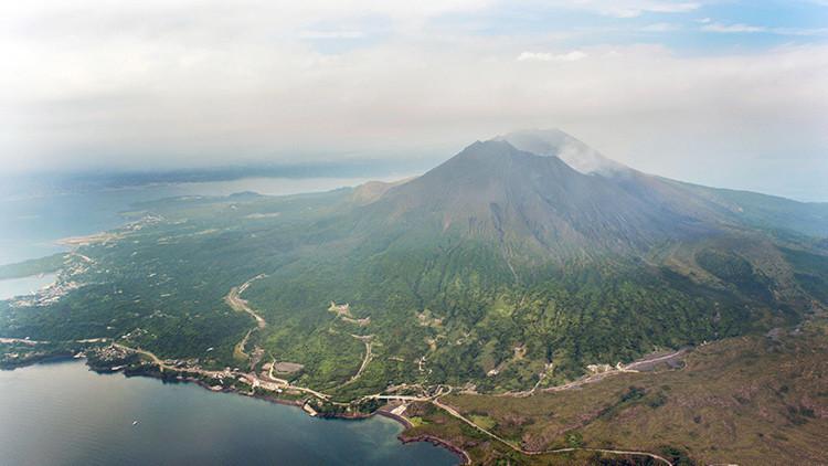El volcán que mató a decenas de personas en Japón, cerca de una gran erupción