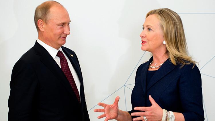 ¿Se han puesto de acuerdo Putin y Trump para envenenar a Hillary Clinton?