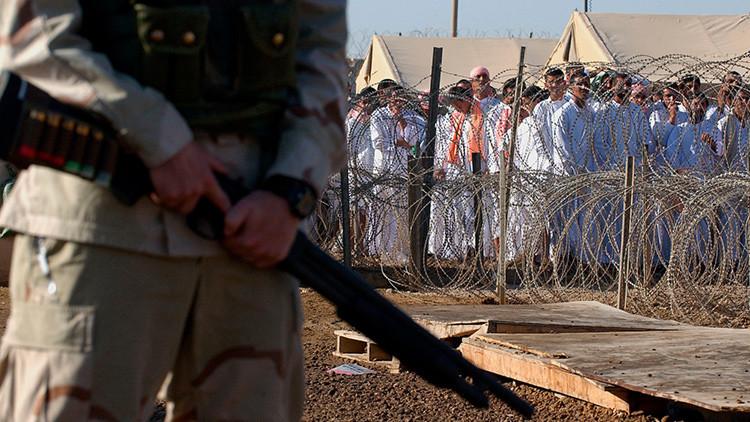 """""""Nos torturaban cada día"""": relato de un sobreviviente de las cárceles secretas de EE.UU. en Irak"""