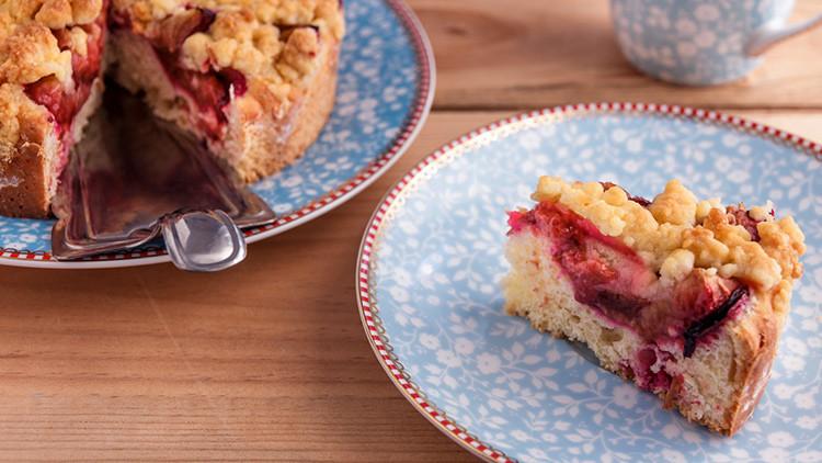 La increíble historia de una famosa receta de tarta de ciruela