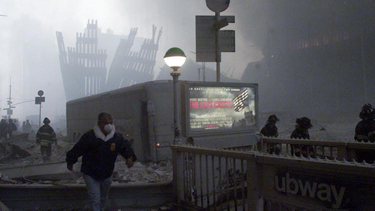 La increíble historia de una foto del 11-S y de uno de sus protagonistas