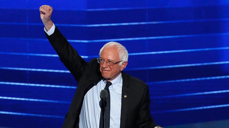 ¿Fue Bernie Sanders amenazado para que abandonara la campaña electoral?