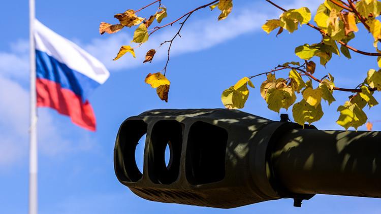 Armas terriblemente hermosas: lo mejor de la exposición rusa Ejército-2016