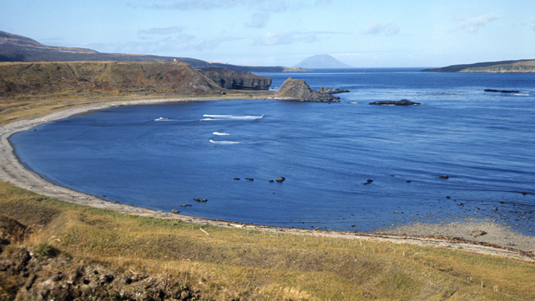 Ministro de Defensa ruso expone el mayor misterio de la isla Matua de las Kuriles
