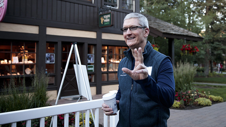 Tim Cook insinúa el próximo producto potencial de Apple