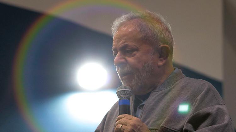 La Fiscalía de Brasil presenta cargos contra Lula da Silva por corrupción