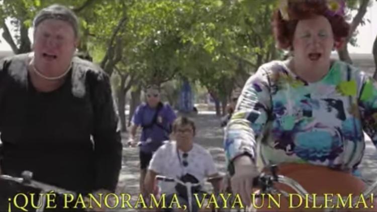Parodia sobre la política española: así suena la nueva versión de 'La Bicicleta'