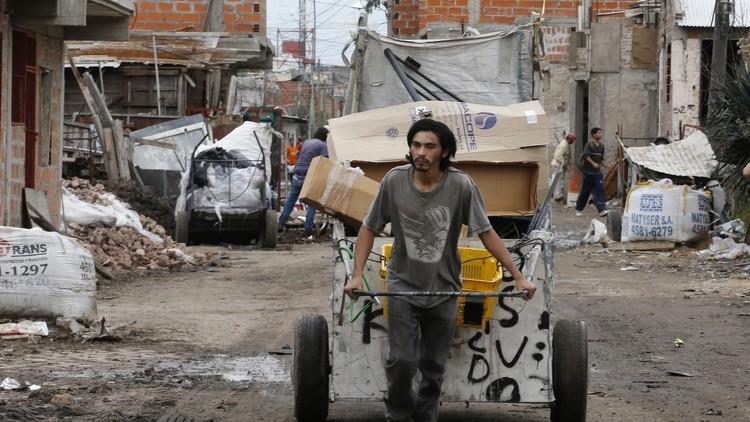 Cartoneros en Argentina: una historia de organización de los más humildes