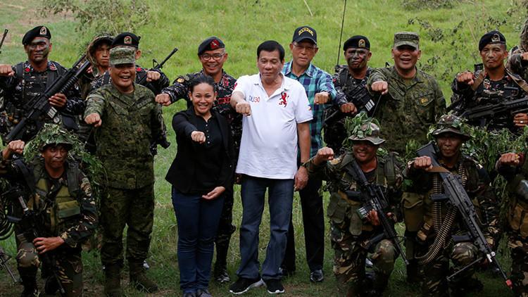 """Exmiliciano de Duterte: """"El presidente de Filipinas mandaba matar musulmanes"""""""