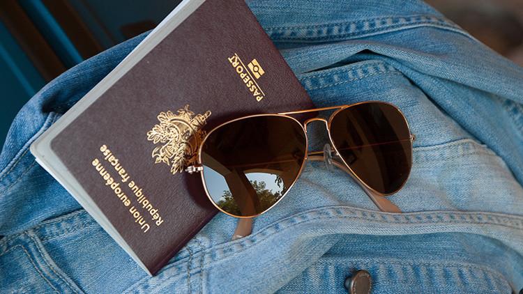¿Qué significa el color de su pasaporte?