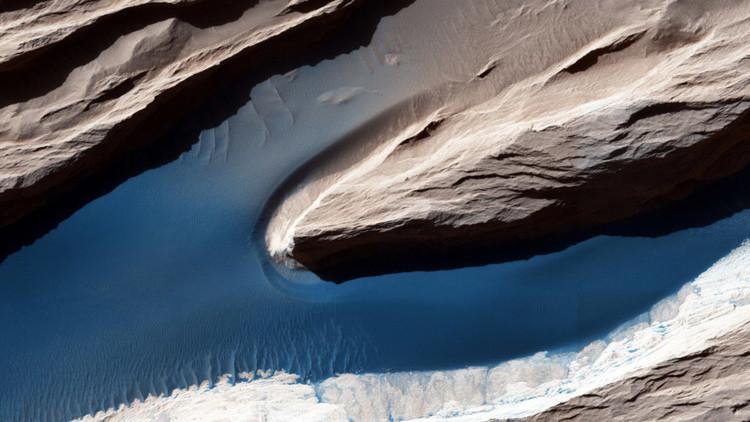 Marte en alta resolución: estas fotos del Planeta Rojo le dejarán sin aliento