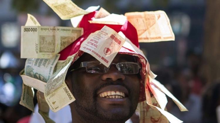 Zimbabue emite su propia versión del dólar de EE.UU.