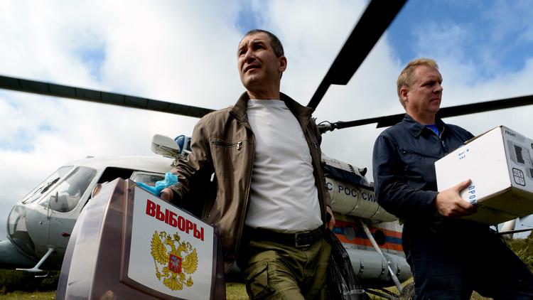 Preguntas y respuestas: todo lo que hay que saber sobre las elecciones en Rusia