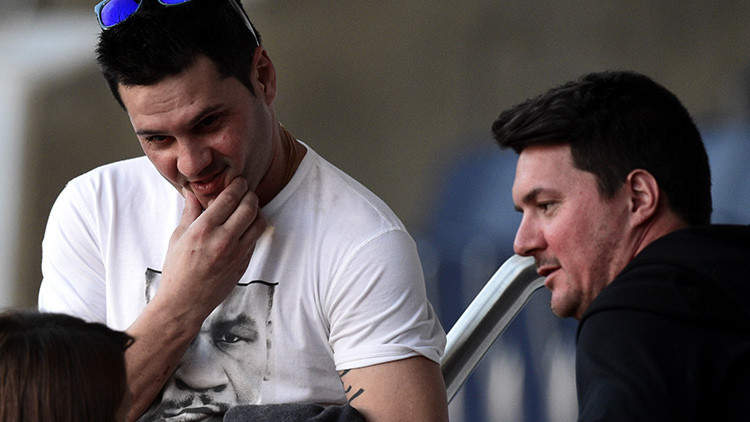 Los hermanos de Lionel Messi, Rodrigo y Matías