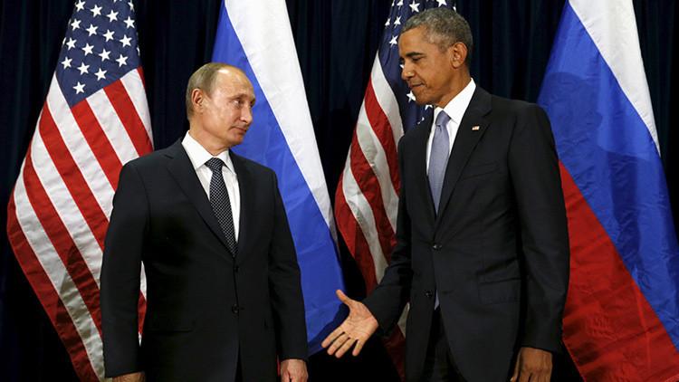 """Trump: """"Simplemente dije que Putin es un líder más fuerte que Obama"""""""