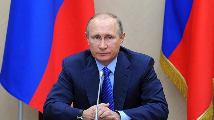 """Putin: """"Los deportistas sanos toman medicamentos prohibidos y a los discapacitados se les castiga"""""""