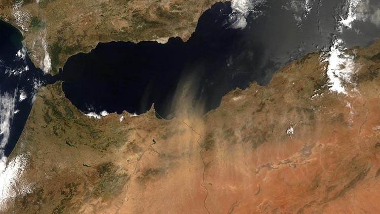 Atlantropa: el colosal proyecto para drenar el Mediterráneo y crear un supercontinente euroafricano