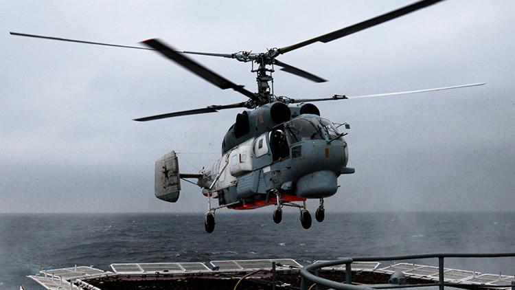 Video: Armadas de Rusia y China simulan con éxito la guerra antisubmarina