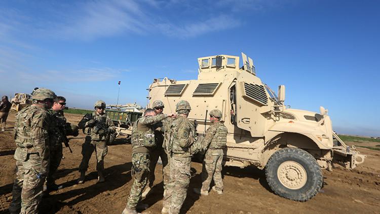 """""""Pregúntenlo al Pentágono"""": Departamento de Estado sobre expulsión de tropas por la oposición siria"""